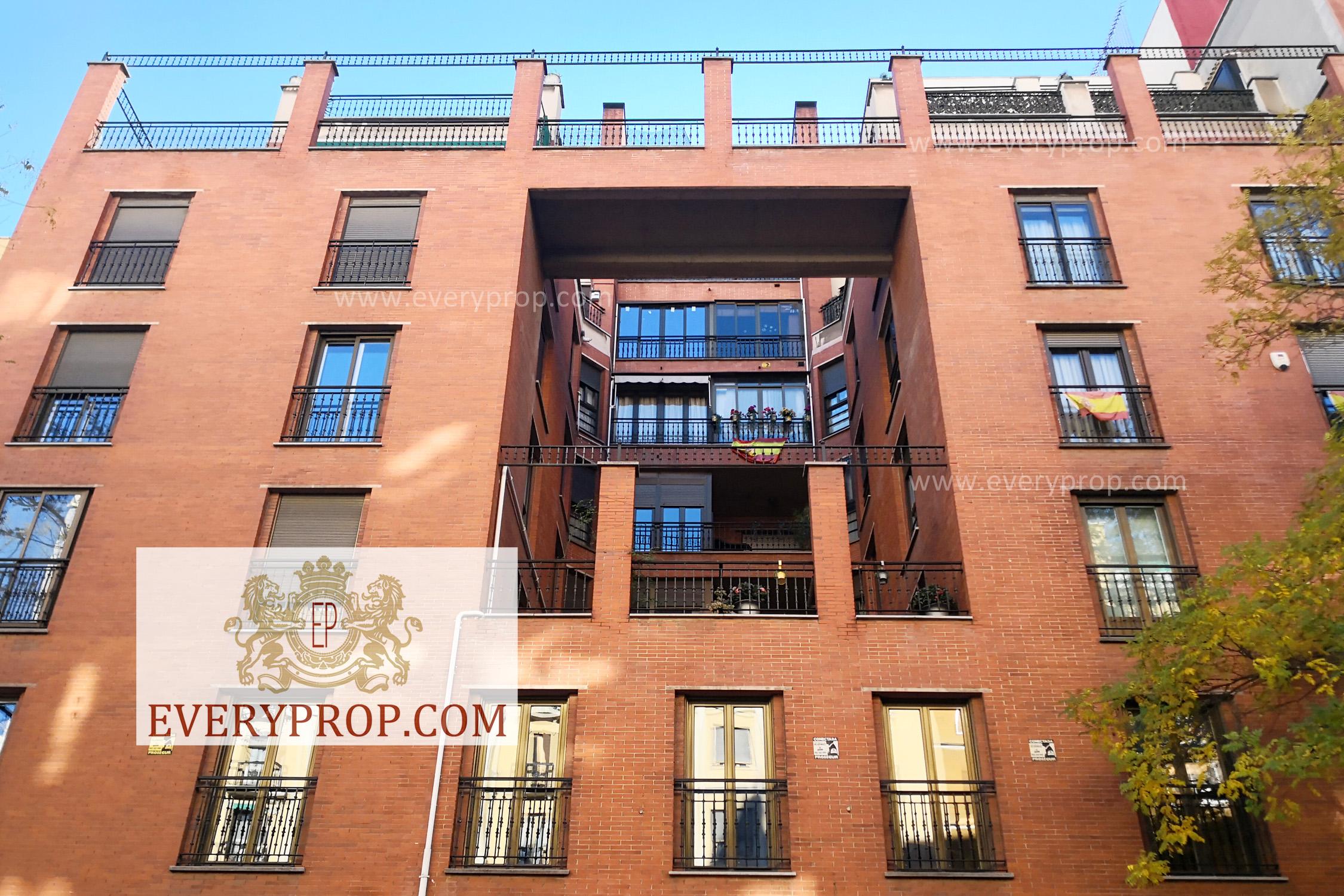 EP-31350 Piso de Lujo en Goya Madrid