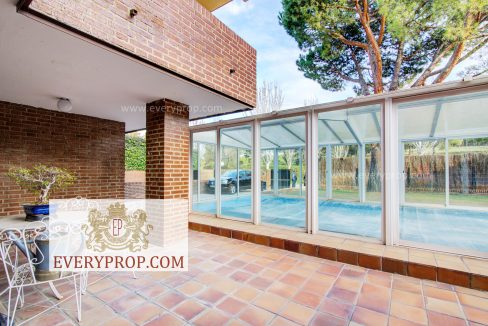 Chalet Conde Orgaz Madrid. Si apelamos a un símil pisos en el barrio salamanca de madrid y barrio salamanca madrid venta.