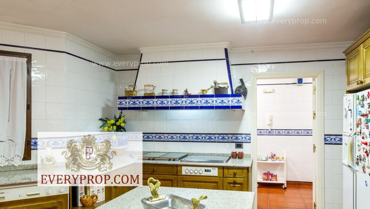 Chalet Lujo Ciudalcampo Madrid. De modo idéntico de salas consultores inmobiliarios sl y casa puerta de hierro madrid