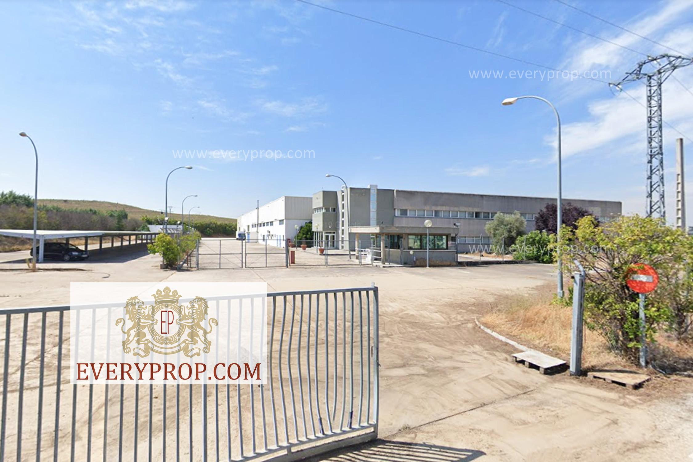 EP-31644 Conjunto Industrial en Algete Madrid