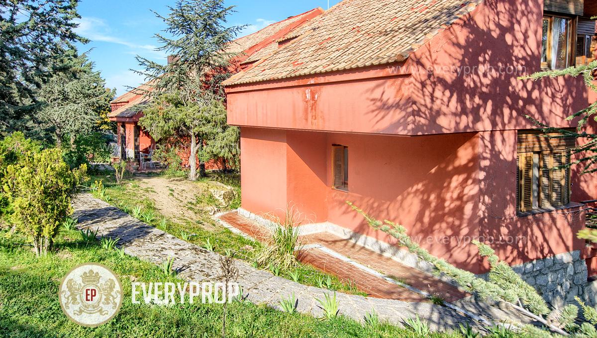 EP-31782 Chalet en Venta en Collado Villalba Fontenebro Madrid
