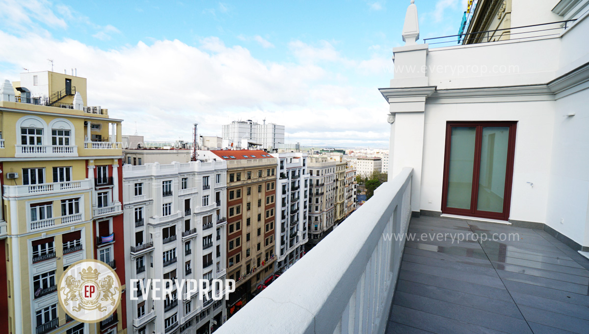 EP-31571 Piso en Alquiler o Venta en Malasaña Madrid